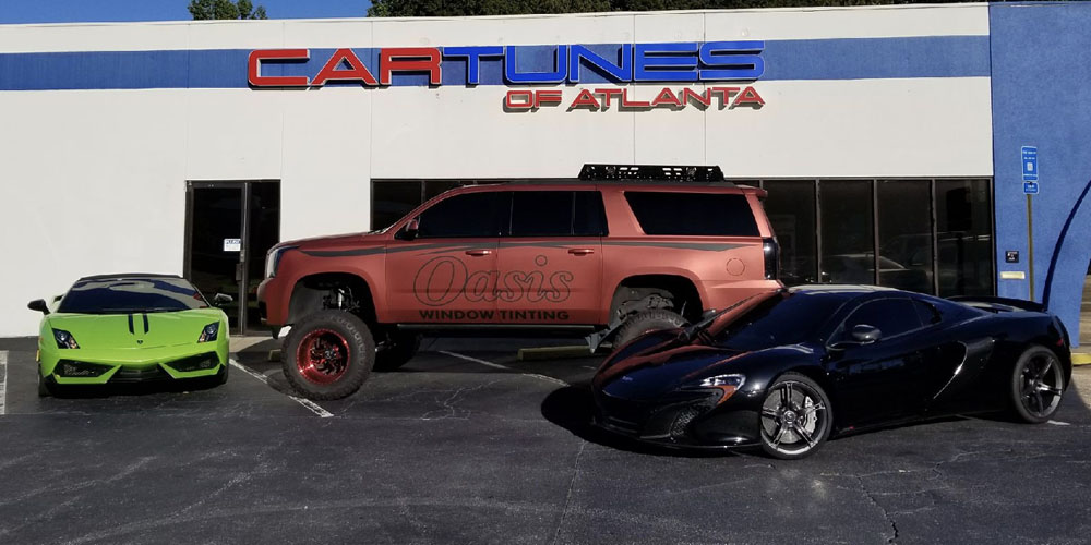 Oasis Window Tinting Atlanta