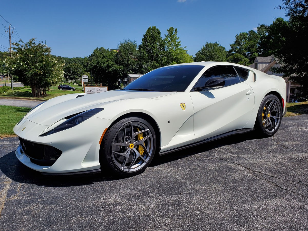 Ferrari F12 superfast