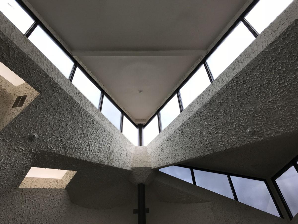 DR-7 applied to atrium windows